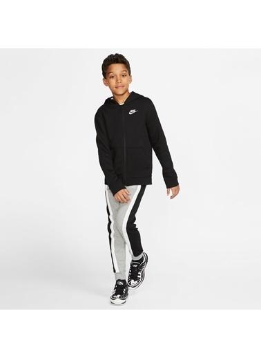 Nike Nike BV3699010 Sportswear FullZip Hoodie Sweatshirt Siyah